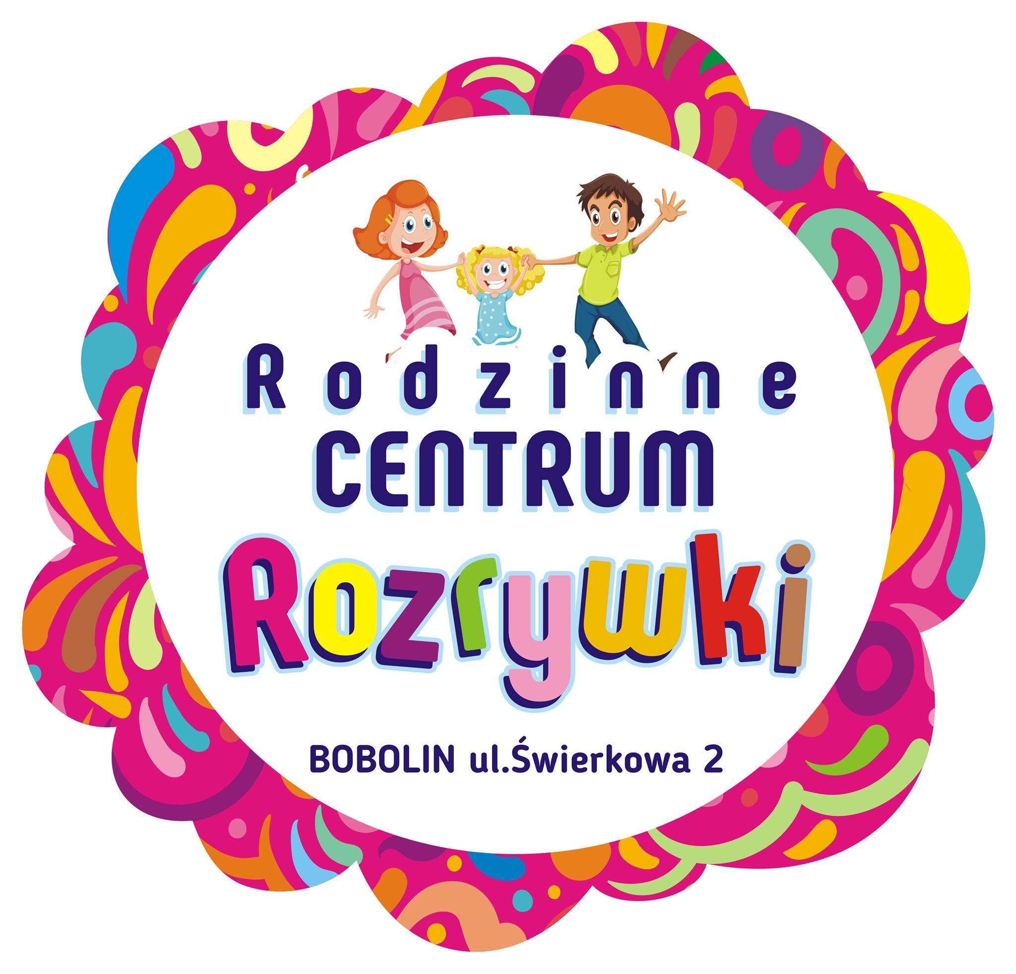 Logo Rodzinne Centrum Rozrywki Boobolin