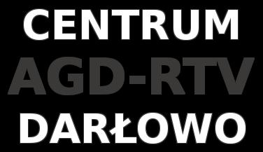 Logo Centrum AGD-RTV Darłowo
