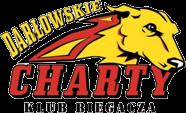 Logo Klub Biegacza Darłowskie Charty