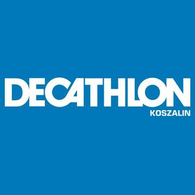 Logo Decathlon Koszalin