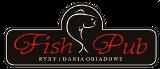 Logo FishPub - Ryby i dania obiadowe - Dąbki - Marcin Pakuła
