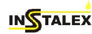 Logo Przedsiębiorstwo Instalacji i Konstrukcji Instalex Słupsk
