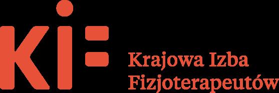 Logo Krajowej Izby Fizjoterapeutów
