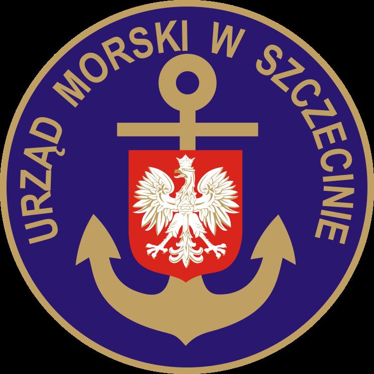 Logo Urząd Morski w Słupsku