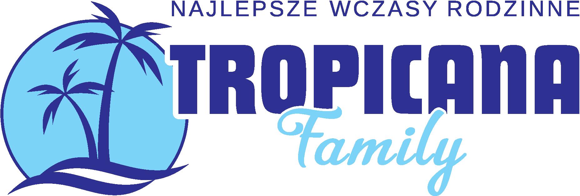 Logo Domki TROPICANA FAMILY