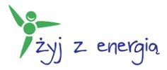 Logo Żyj z energią